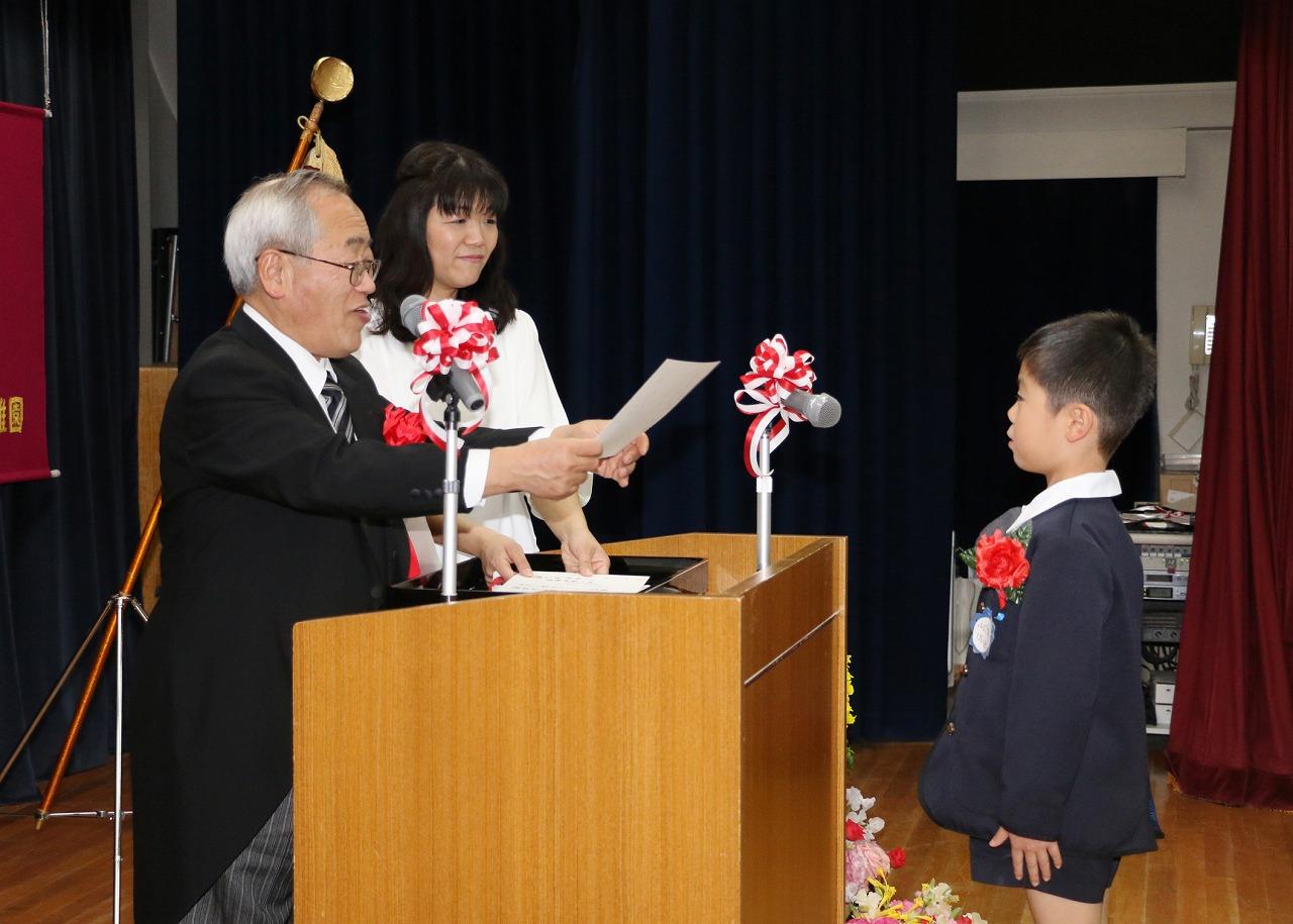 3月17日 卒園式