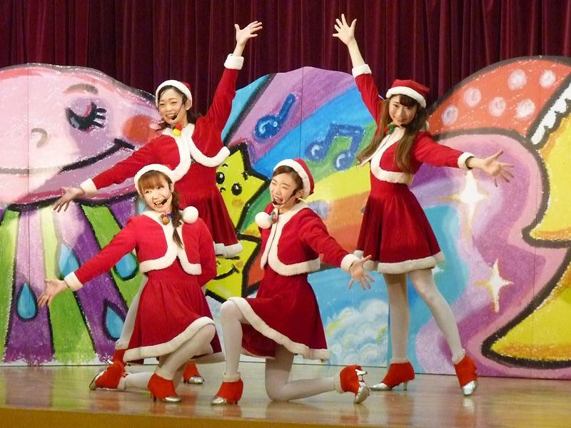 12月7日(木)クリスマス会がありました。
