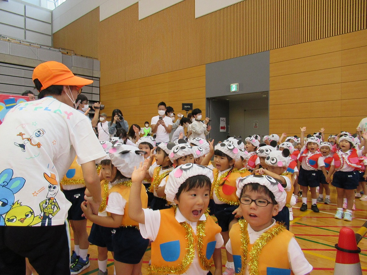 10月4日(日) 楽しかった運動会! ①