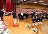3月18日(日)卒園式が行われました。