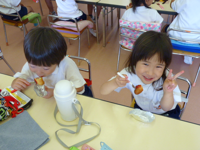 6月26日(火) 子どもクッキングをしました。